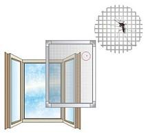 Москитные сетки на пластиковые окна (фото2)