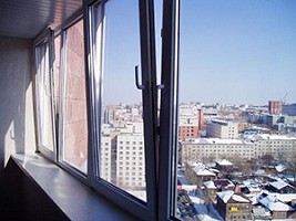 Установка металлопластиковых окон в Ростове на Дону (картинка)